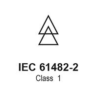 EN 61482 Cl.1 (ELECTRIC ARC)