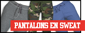 PANTALONS EN SWEAT