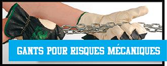 GANTS POUR RISQUES MECANIQUES
