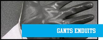 GANTS ENDUITS