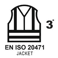 EN ISO 20471 Cl.3* JACKET