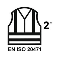 EN ISO 20471 Cl.2*