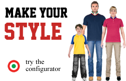 make your style, try out our configurator